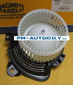 Ventilátor topení Fiat Grande Punto 1.2 / 1.3 / 1.4 / 1.9 - MTE529AX, 557024440, 069412529010, ELE091, DEA09047