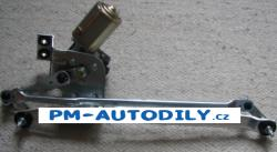 Mechanismus předních stěračů s motorkem - Fiat Seicento  7645620 7645620/OR