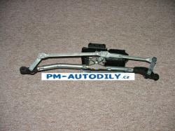 Mechanismus předních stěračů s motorkem - Opel Astra G FB 33766 24450202 1274142 1273027 32.15.880 09117722 09117723 09117721 1270001