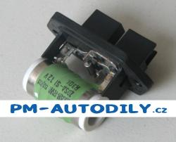 Předřadný odpor / odpor ventilátoru chladiče Fiat Punto - 7739435 60811737 7782831 46533716 51736774