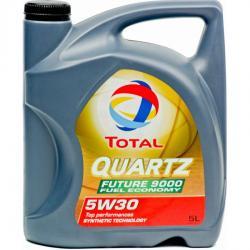Motorový olej Total Quartz 9000 Future NFC 5W30 - 5L