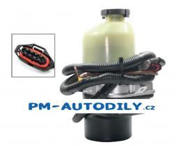 Elektrické servočerpadlo posilovače řízení Opel Astra J - 1.6 / 1.6 LPG / 1.7 CDTi TR JER107 93179568 93190229 5948067 5948233 TR JER107