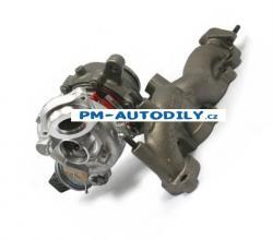 Turbodmychadlo Volkswagen Golf 6 - 2.0 TDi 03L253010D 03L253016G 03L253019C 03L253019K TD 1K-0234 53039880207