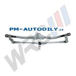 Mechanismus předních stěračů - Škoda Fabia 5J1955605B 5J1955023C XS 5J1955605B XS5J1955605B 5J1955023C