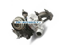 Turbodmychadlo Volkswagen Bora 1.9 TDi - YM219G438BA 713673-5006S TD 1G-0126T TD S1034T TD R1G-0126T 038253010G 038253019A