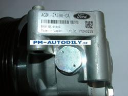 Servočerpadlo posilovače řízení Volvo S80 2 2.0 TDi - AG91-3A696-CA AG913A696CA 1Y243235 6G91-3A696-CD 6G913A696CD 1779517 1674663 6G91-3A696-CE