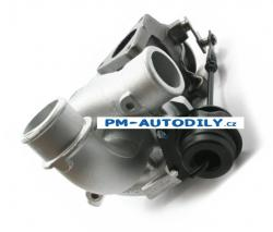 Turbodmychadlo Mercedes Benz V-Class 200 CDi / 220 CDi - 715383-5001S 7153835001S 611096139980 TD 1G-0298T TD S1103T GT1746S