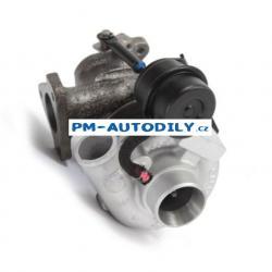 Turbodmychadlo Garrett Opel Astra F 1.7 TD - 860016 90499271 454092-5001S 454092-0001 TD 1G-0080T