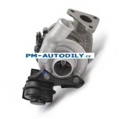 Turbodmychadlo Opel Corsa C 1.7 CDTi - 49131-06001 49131-06003 49131-06004 49131-06006 49131-06007 49131-06016 860070 97300092