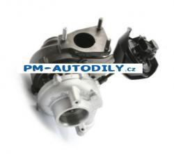 Turbodmychadlo Peugeot 508 2.0 HDi - 9658673480 9682778680 9663201280 9654919580 9645919580 TD S1139T 753556-0002 753556-0006 753556-5002S 753556-5006S