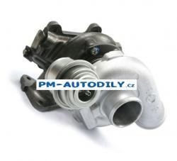 Turbodmychadlo Opel Vectra B 2.2 DTi 16V - 24442215 011TC15191000 703894-0002 S703894-5003 703894-0003 24461825