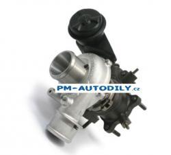 Turbodmychadlo Fiat Bravo 2 1.4 T-Jet - 55212916 55222014 71793895 71793888 71793886 55248309 RHF3VL36 TD 1I-0079 VL36