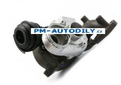 Turbodmychadlo Volkswagen Golf Plus 2.0 TDi - 03G253010J TD 1G-0327T 724930-5010S TD R1G-0327T 724930-5008S 03G253014H 03G253014HX 03G253014HV 03G253019A 03G253019AX