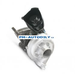 Turbodmychadlo Ford Focus 2 1.6 TDCi - 1340133 40821-0001 740821-0002 750030-1 753420-0003 753420-0004 TD 1G-0362T TD S1138T 753420-5005S 753420-5005S GT1544V