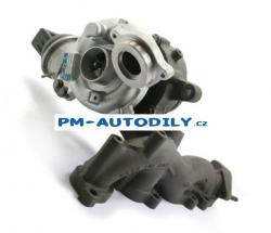 Turbodmychadlo Volkswagen Scirocco 2.0 TDi - 03L253010C 03L253016F 03L253019A 03L253019J 03L253019T 03L253056A 03L253016J TD S2056T TD 1K-0261