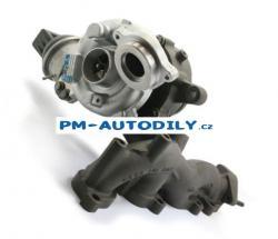 Turbodmychadlo Audi A3 2.0 TDi - 03L253010C 03L253016F 03L253019A 03L253019J 03L253019T 03L253056A 03L253016J TD S2056T TD 1K-0261