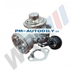EGR ventil Volkswagen Multivan 1.9 TDi - WH 7372D 038131501AA