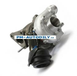 Turbodmychadlo Volkswagen Bora 1.9 TDi - 035145702H 028145702HV 028145702HX 028145702R TD 1G-0635 717858-5009S TD 1G-0309T 454231-5001S 454231-5002S