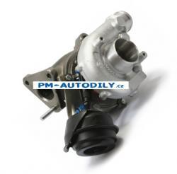Turbodmychadlo Volkswagen Passat 1.9 TDi - 035145702H 028145702HV 028145702HX 028145702R TD 1G-0635 717858-5009S TD 1G-0309T 454231-5001S 454231-5002S
