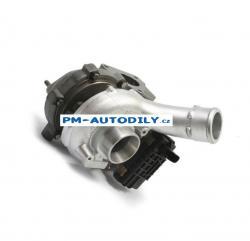 Turbodmychadlo Volkswagen Touareg 3.0 V6 TDi - VAG 059145722S TD 1G-0536 GTB2260VK 776469-5005S 7764695005S 059145721BX 059145722L 059145721B