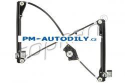 Stahovací mechanismus okna levý přední Volkswagen New Beetle - 1C0837655A 1C0837655A-C 1C0837655C 42.70.851