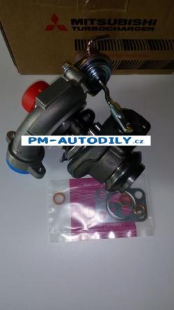 Nové turbodmychadlo Mitsubishi Citroen C5 2 1.6 HDi - 49173-07506 1479841 3M5Q6K682DB 9657530580 49173-07502 49173-07504 49173-07508 49173-07516 TD 1M-0025T
