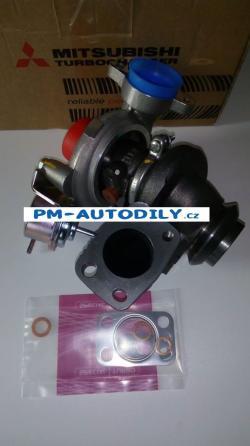 Nové turbodmychadlo Mitsubishi Volvo V50 1.6 D  - 49173-07506 1479841 3M5Q6K682DB 9657530580 49173-07502 49173-07504 49173-07508 49173-07516 TD 1M-0025T