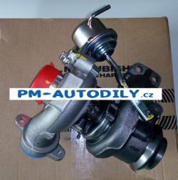 Nové turbodmychadlo Mitsubishi Volvo C70 2 2.0 D - 49173-07506 1479841 3M5Q6K682DB 9657530580 49173-07502 49173-07504 49173-07508 49173-07516 TD 1M-0025T