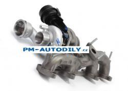 Turbodmychadlo Volkswagen Transporter T5 1.9 TDi - TD 1K-0244 54399880058 KKK TD S2055T 03G253010D 03G253016G 2X0253019A 2X0253019AV 2X0253019AX