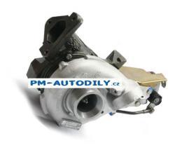 Turbodmychadlo Garrett Mercedes Benz C-Class CL203 / S203 / W203 C200 / C220 CDi - A6460960499 A6460960099 A6460900080
