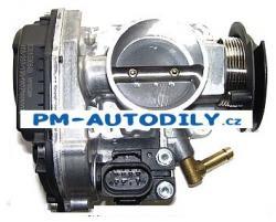 Škrtící klapka Volkswagen Polo - 50 1.0 / 55 1.4 / 75 1.6 / Polo Classic - 60 1.4 / 75 1.6