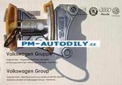 Hydraulický napínák rozvodového řetězu Volkswagen Scirocco - 2.0 R